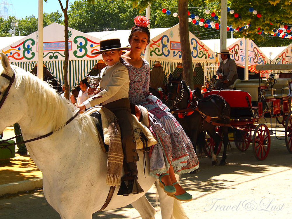 The Spring Fair began in Seville in 1847 and this week long event is a perfect expression of the Andalusian personality. Be sure to ask Genuine Andalusia about the spring fairs throughout the spring and summer in Andalusia.