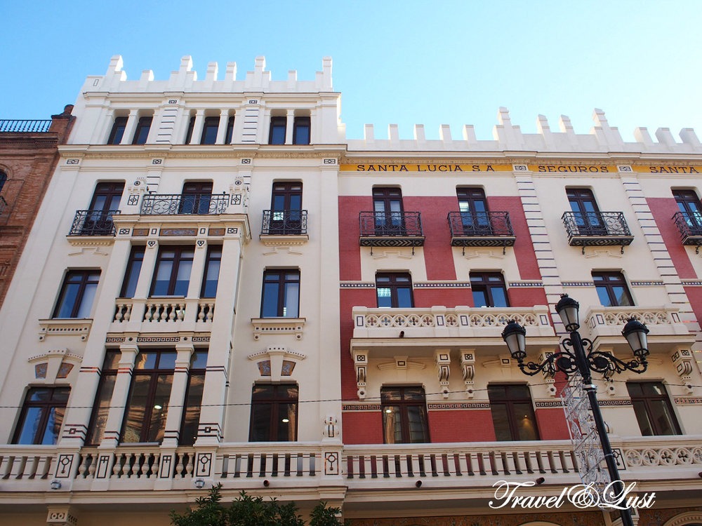 Seville was founded as the Roman city of Hispalis in the 8th century A.D. on the banks of the Guadalquivir river.