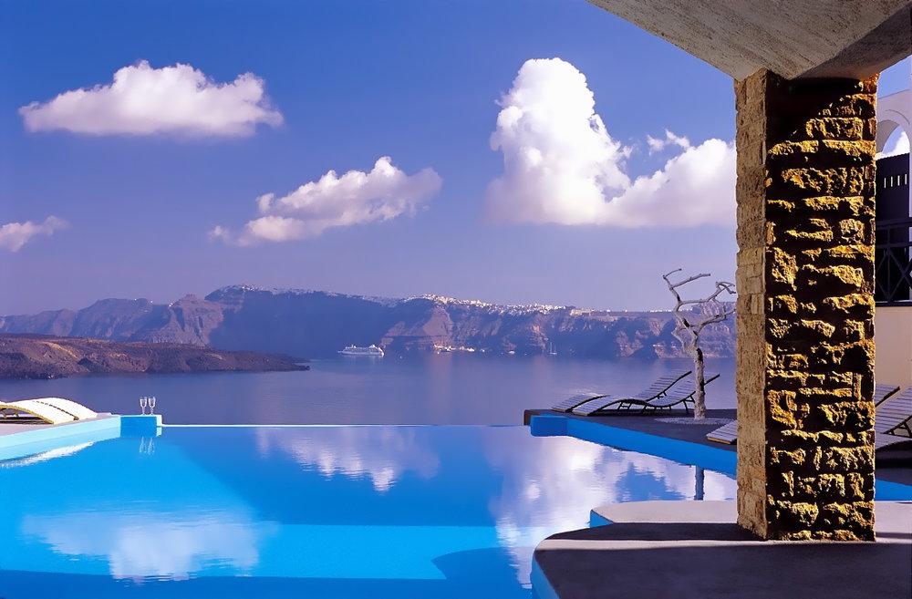 Astarte Suite Hotel pool