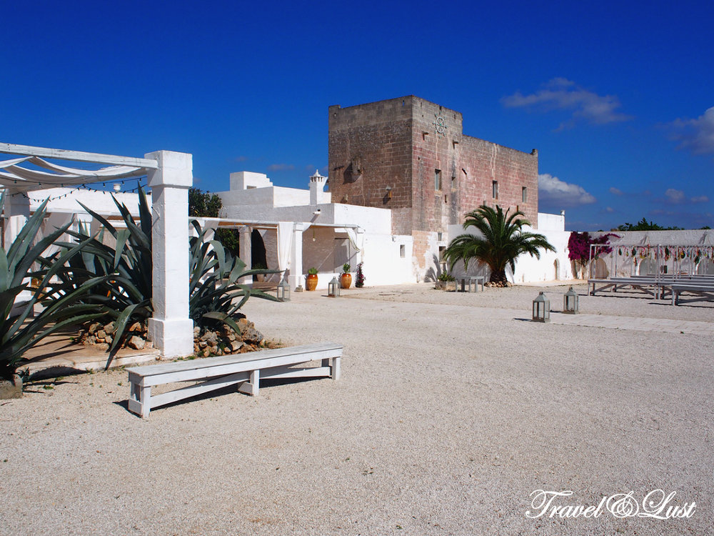 he incredible mecca of Apulian country living is Masseria Potenti.