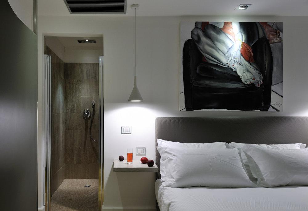 Hotel Principe di Villafranca Junior Suite.