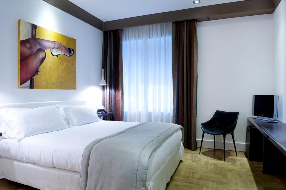 Hotel Principe di Villafranca Deluxe Room.