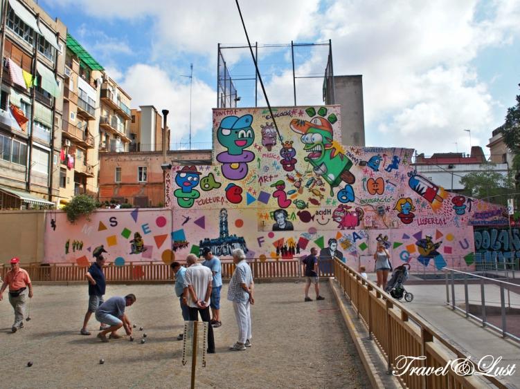 Grácia Festival - Barcelona's street party