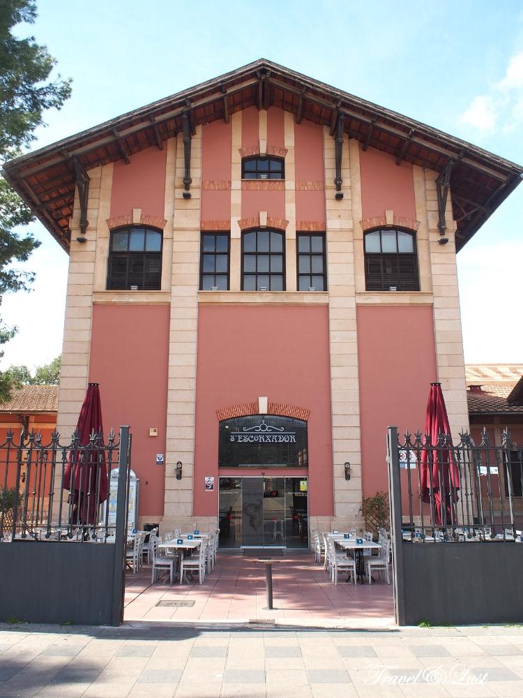 San Juan Gastronomic Market Palma