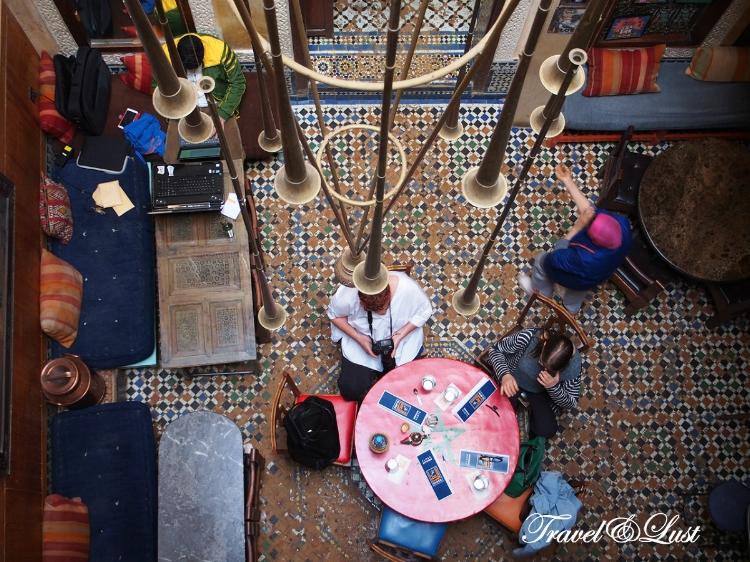 Café Clock Fez