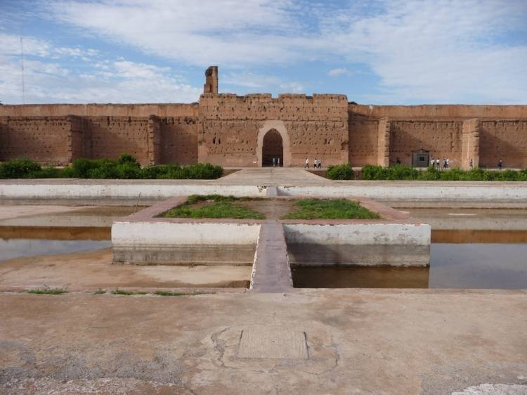 Marrakech Biennale 5, 2014 Venue: Palais Badi Courtesy of Marrakech Biennale Association.