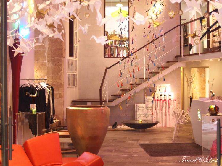 Gerhardt Braun Conceptis located at one of the most prestigious streets in the centre of Palma (Carrer Sant Feliu nº17). Here you can find the latest trends of high quality clothing, designer furniture, artwork and more.