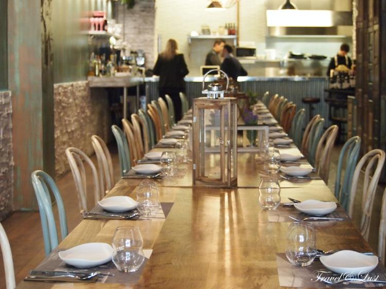 2254 Barcelona Restaurante