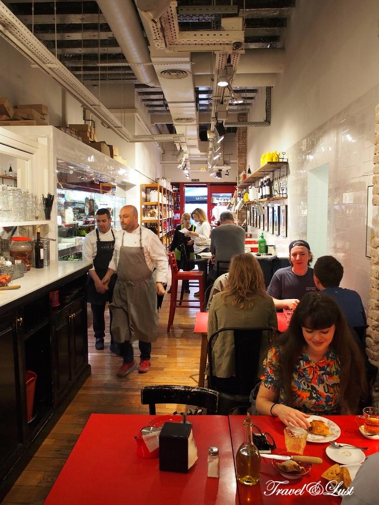 La Cuina d'en Garriga Barcelona