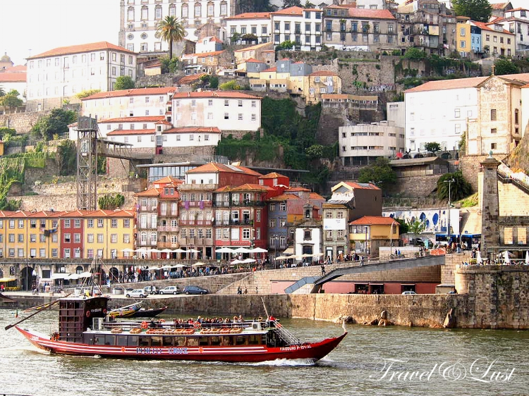 Born and leaning over the Douro River, Oporto is known as one of the oldest cities in Europe.