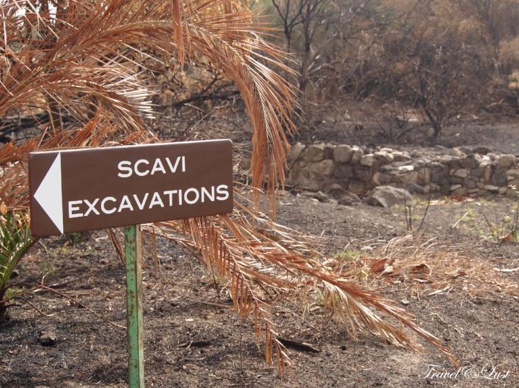Giardini Naxos Escavations