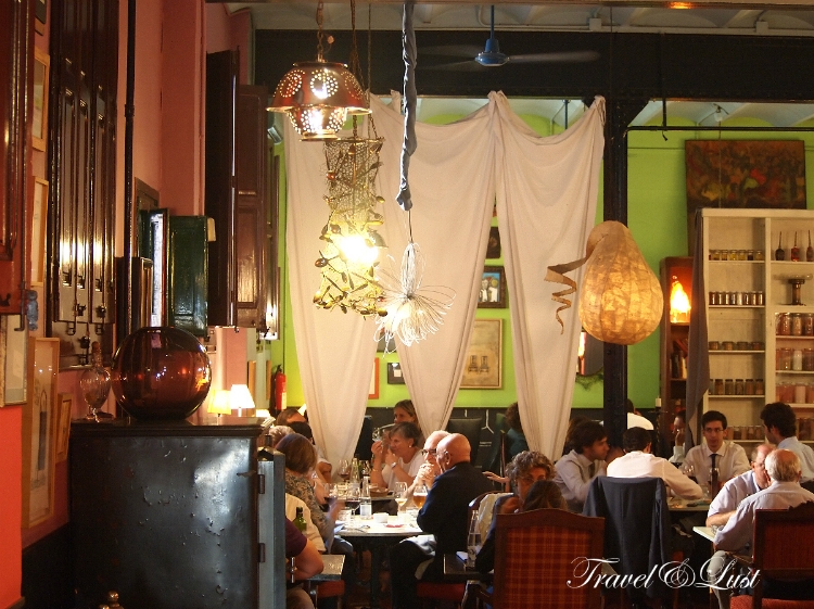 Semproniana Restaurant Barcelona