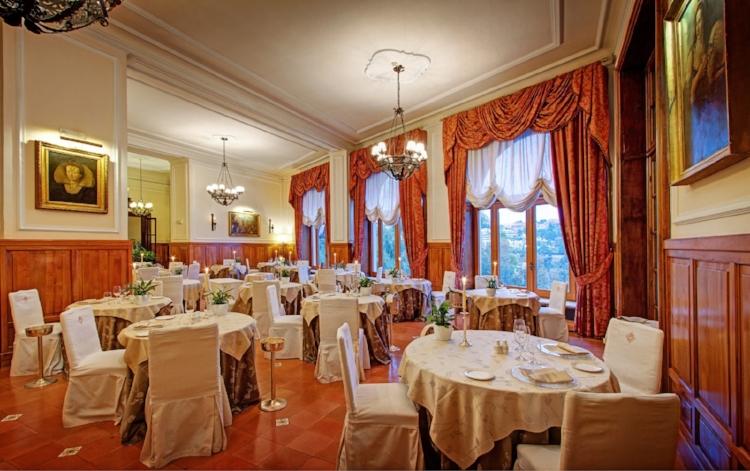 San Domenico Les Bougainvillées Restaurant