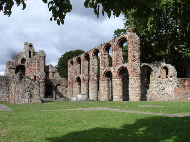 Colchester´s castle is undergoing refurbishment until its launch on April 30th, 2014.
