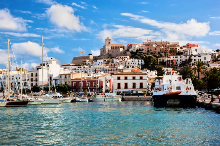 Ibiza is serenaded with historic buildings of characteristic architecture, such as: protective watchtowers, windmills and fortified churches that, in the old days, provided refuge to the islanders at times of pirates attacks.