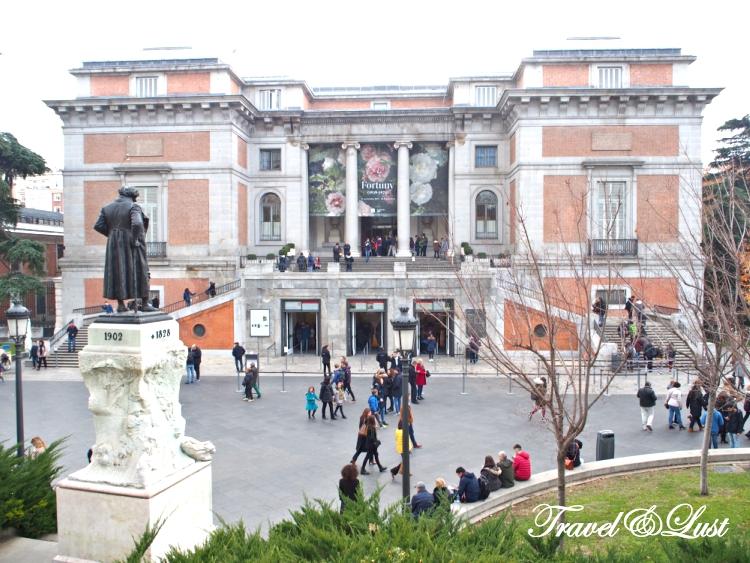 Spain's national art museum, Prado museum