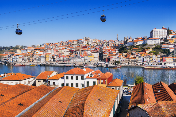 Port takes its name from the city of Oporto that is situated at the mouth of the 560-mile long Rio Douro or River of Gold.