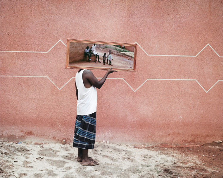 Dawit.L.Petros, Untitled (Prologue), 2016