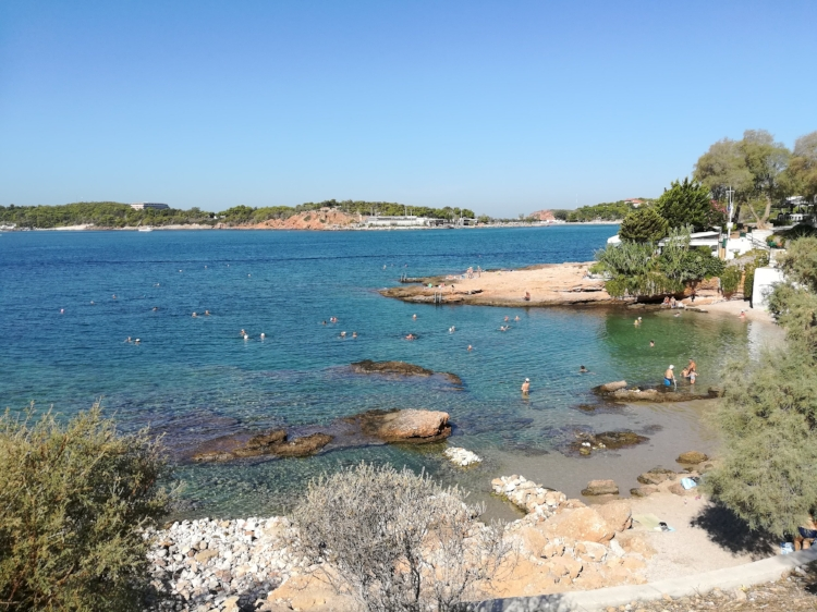 Hike along the Athens Riviera to see amazing spots like these!