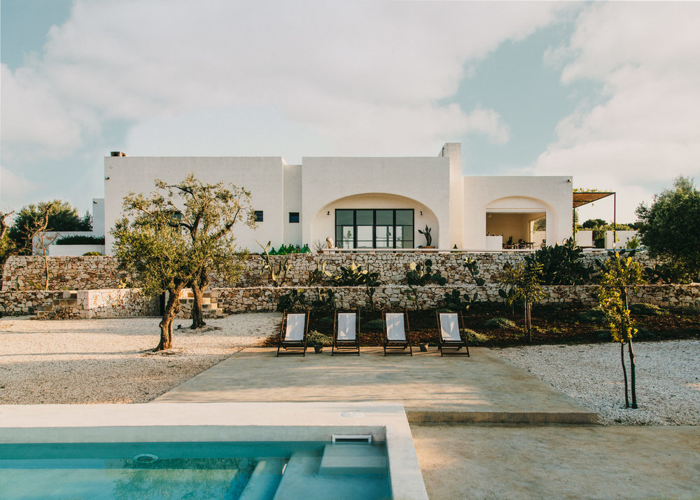 """Vacation retreats in Puglia that embody """"slow living"""""""