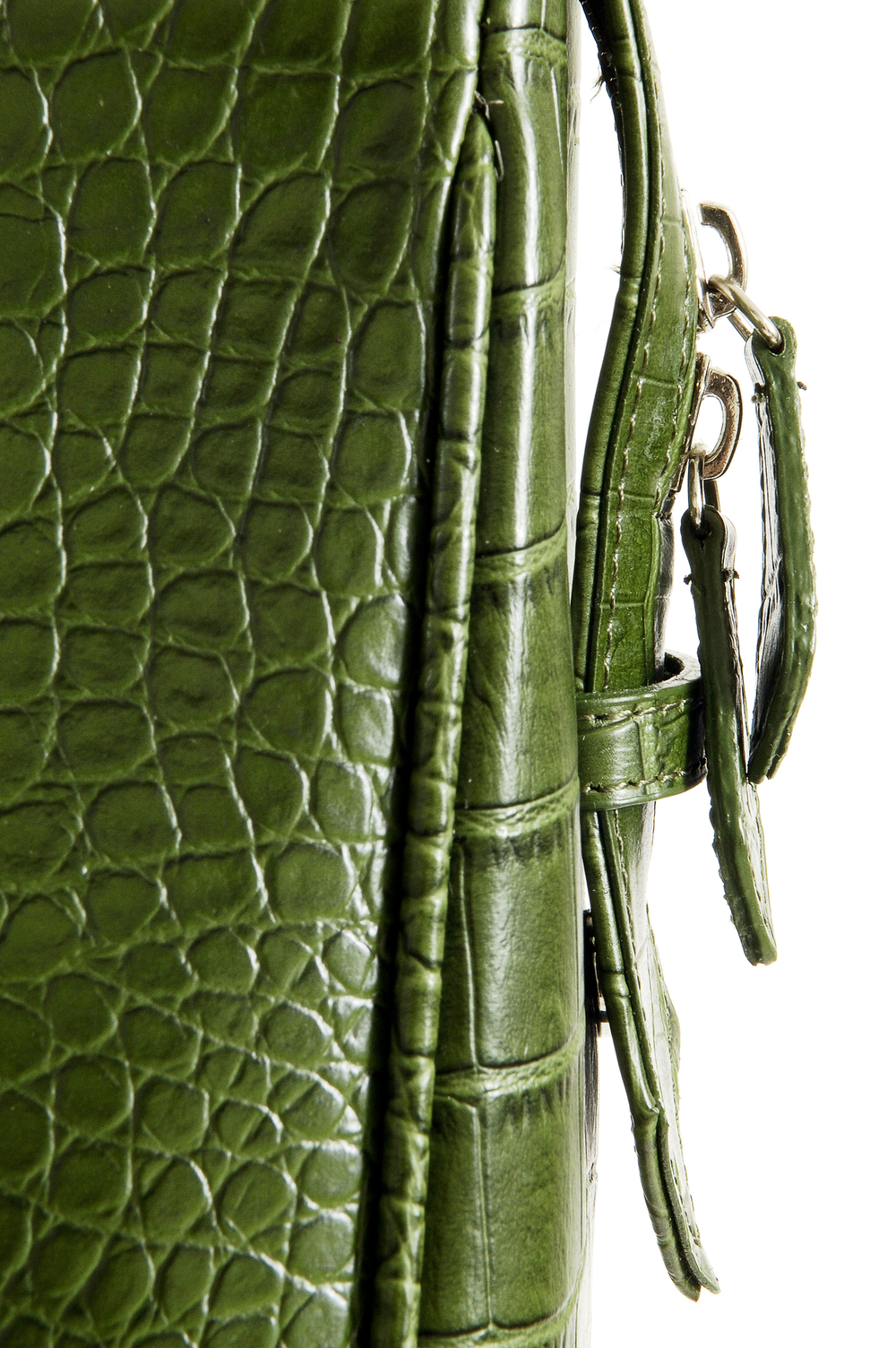 green lizard bag zip pull.jpg