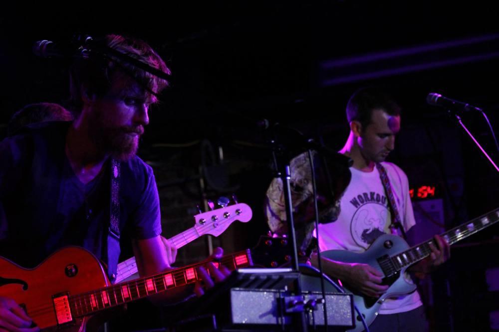 Live @ Mercury Lounge