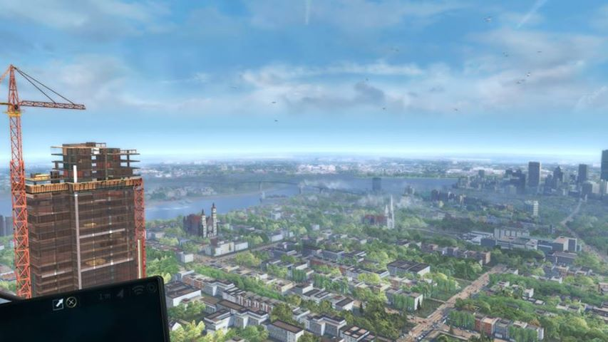 City Scape in AC4