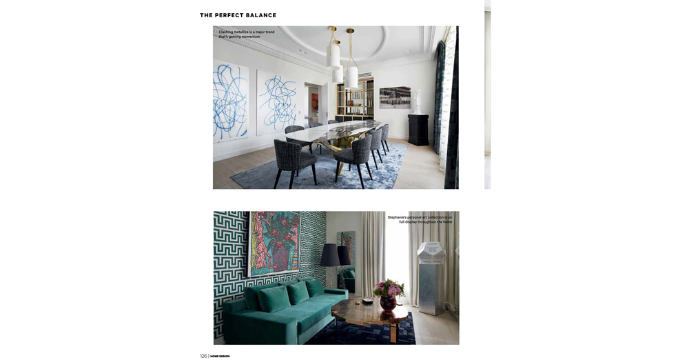 THE KID In HOME DESIGN Magazine Australia Print Issue May 2016 Page 126  Web