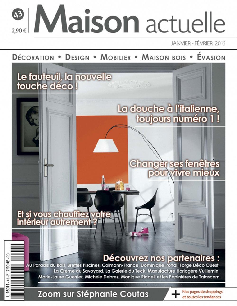 Maison et dcoration magazine top charming maison et for Magazine bricolage decoration