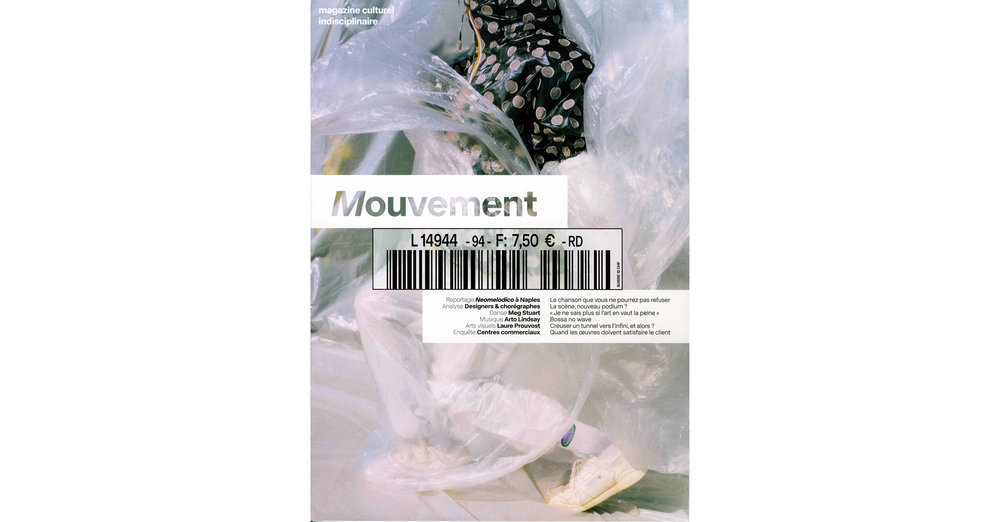 THE KID in MOUVEMENT Magazine - March April 2018 Print Issue - France - Page 121- Cover page - 150dpi - Web wb.jpg