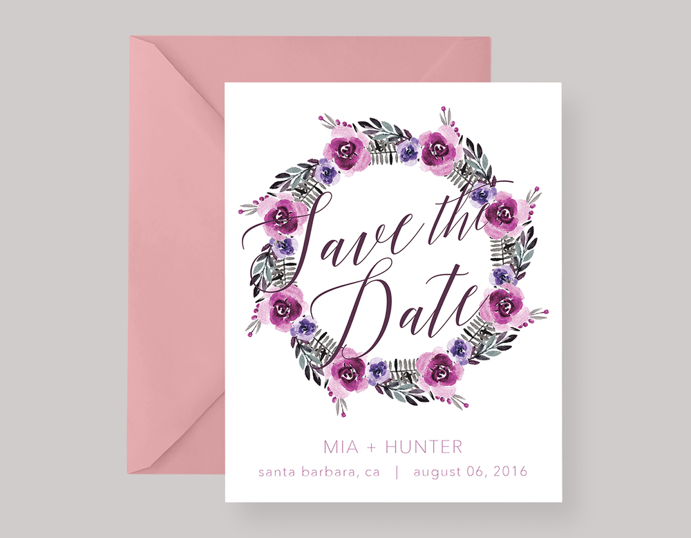 """SAVE THE DATE—""""Mia"""" $15.00+"""