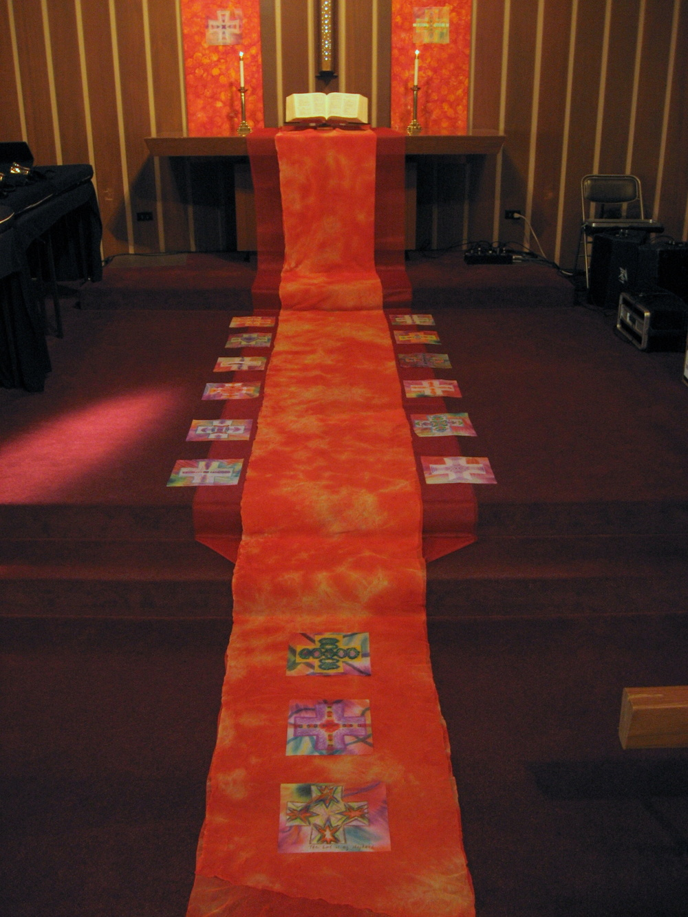 Worship Installation, Christian Women's Retreat