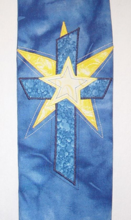 Advent Stole, detail
