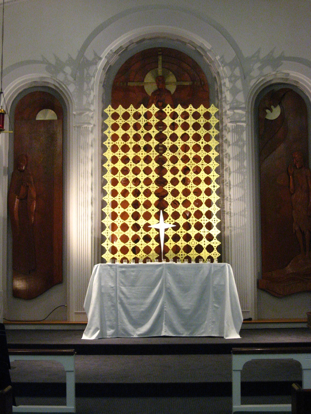 Chancel Installation, Epiphany