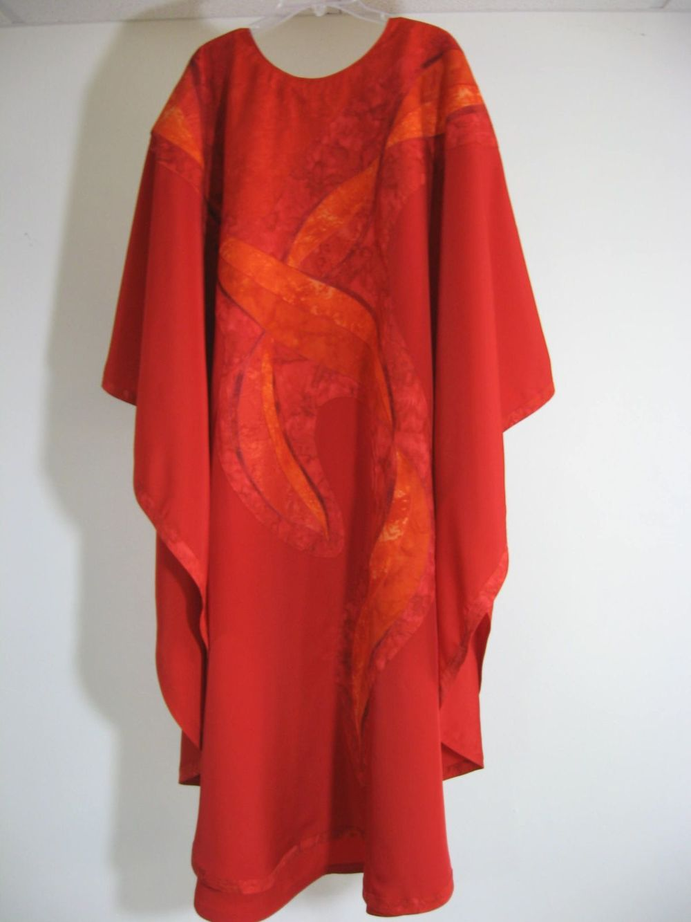 Red Chasuble, front