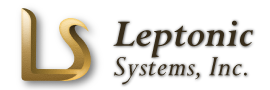 Leptonic Systems Inc.