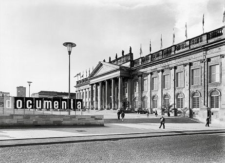 Kassel, Documenta, Fridericianum