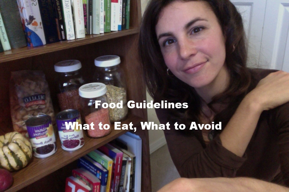 Food Guidelines What To Eat What To Avoid Nutritionist And