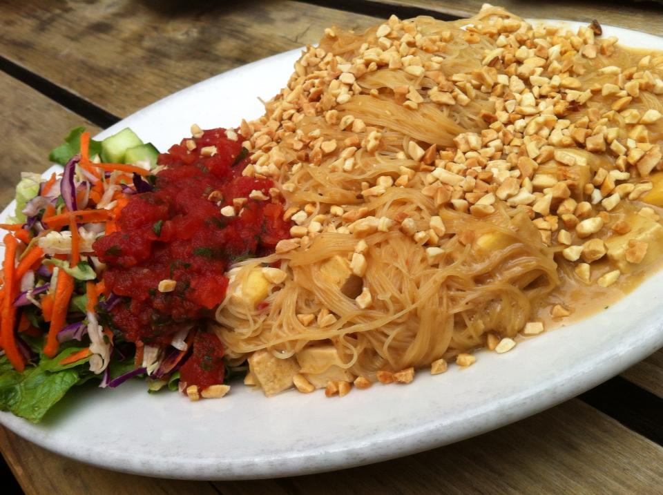 Peanut Pad Thai from Nearly Normal's