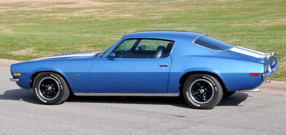 2006 Chevy Camaro >> 1972 CHEVROLET CAMARO RS Z28 — FlatLands Hot Rods