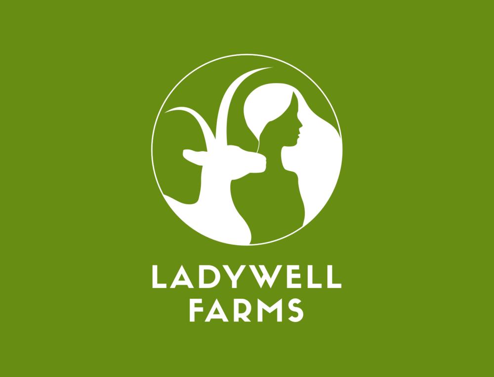 LADYWELL FARMS - Branding, Logo