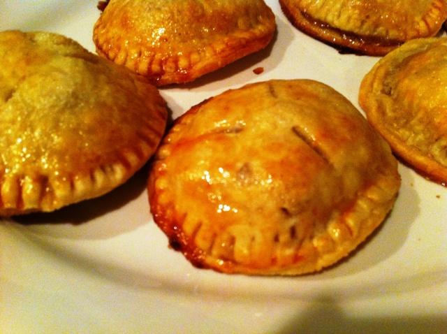 Dessert Made Simple: Mini Apple Pies and Mini Peach Pies — Delish ...
