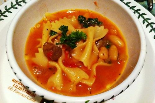 Appetizer entr e in one winter dish italian pasta for Italian entree recipes