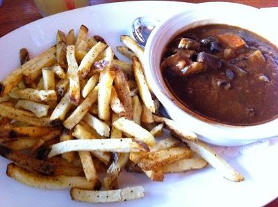 Portabello Stew