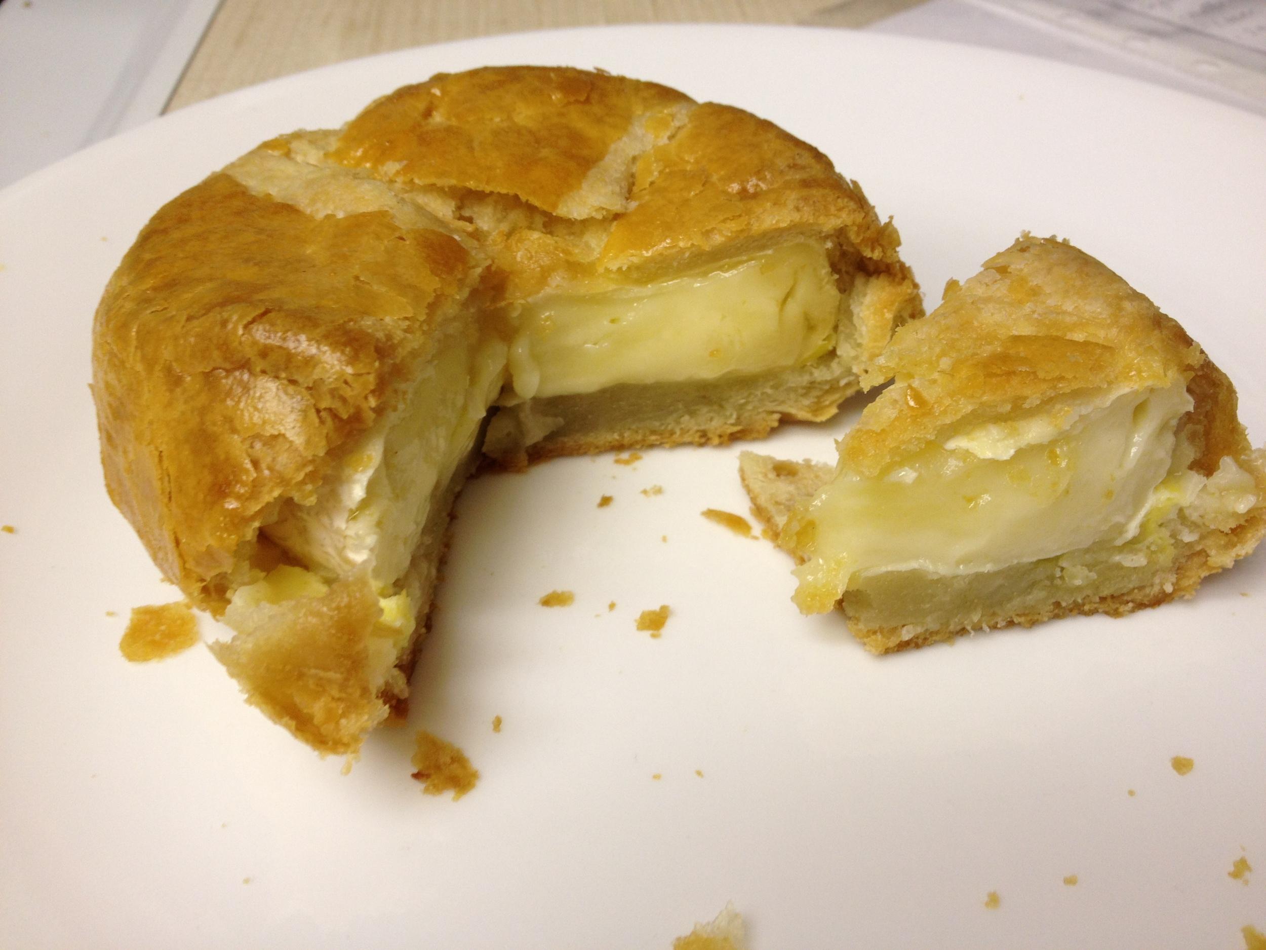 Baked Brie en Croute Recipe This Brie en Croute Can be