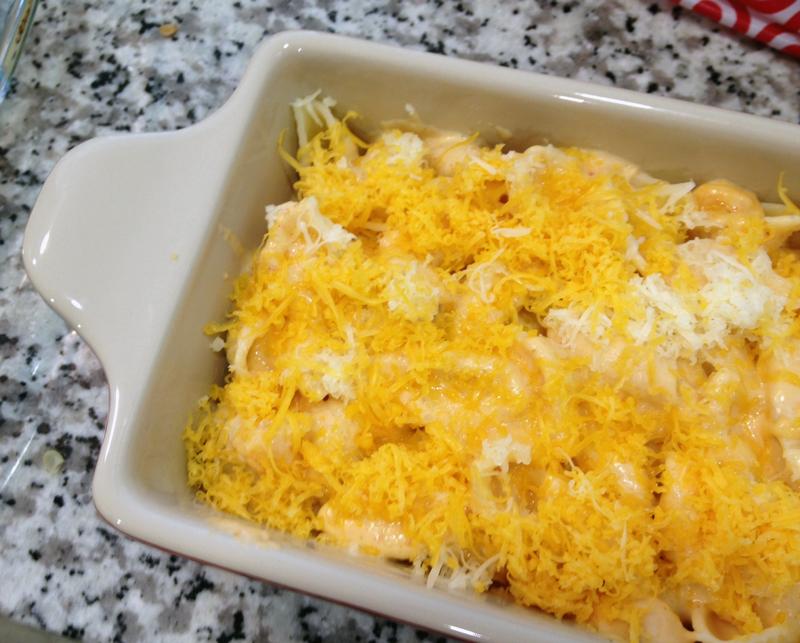 Thai Curry Mac 'n Cheese