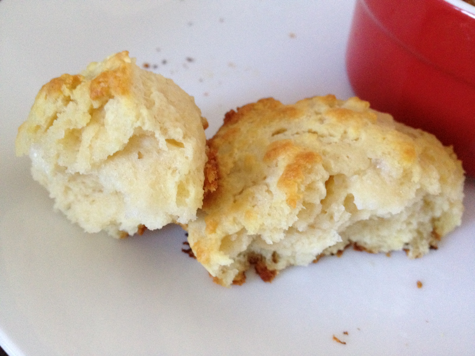 Split Buttermilk Biscuit