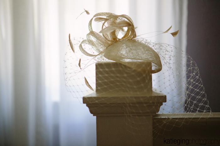 Bridal Headpiece by Team RedHead Photo Credit: Katie Ging Photography