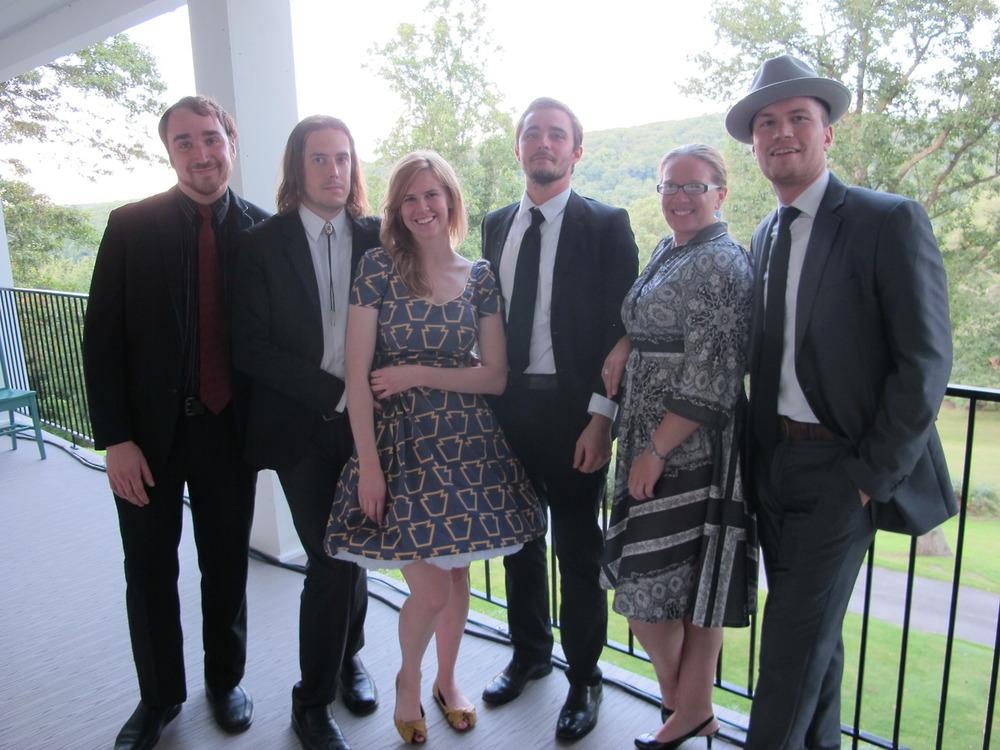Keystone Dress by Team RedHead Artists: Molly Alphabet & Friends