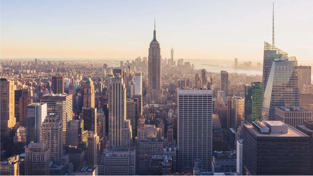 New York Skyline. Photo by Jonathan Riley, Unsplash.com
